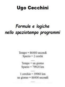 Formule e logiche nello spaziotempo programmi