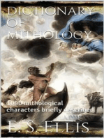 Dictionary of Mithology