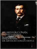 Sir Arthur Conan Doyle's essays