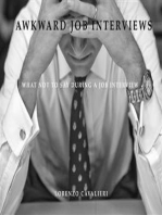 Awkward Job Interviews