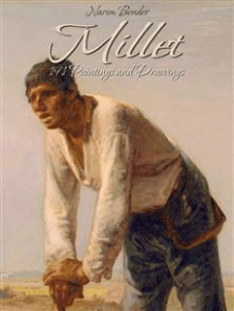 Millet: 191 Paintings and Drawings
