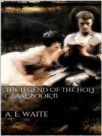The Legend of the Holy Graal. Book II
