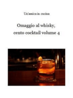 Omaggio al whisky, cento cocktail