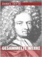 Daniel Defoe - Gesammelte Werke