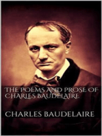 The Poems And Prose Of Charles Baudelaire