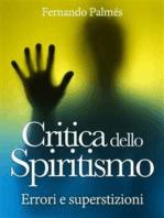 Critica dello Spiritismo