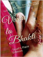 Vivere la Bhakti