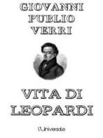 Vita di Leopardi