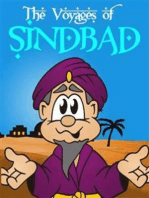The Voyages of Sindbad the Sailor - Sinbad - The Seven Stories of One Thousand and One Nights [Illustrated Edition]