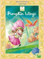 Lovely Sunny Land - Pumpkin Wings