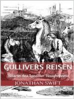 Gullivers Reisen. Vierter Band - Reise in das Land der Hauyhnhnms (Illustriert)