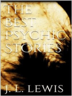 The Best Psychic Stories