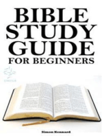 Bible for Beginners