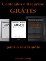 Conteúdos e Recursos grátis para o seu Kindle