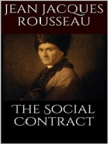 Read The Social Contract By Jean Jacques Rousseau