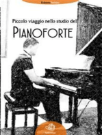 Piccolo viaggio nello studio del Pianoforte