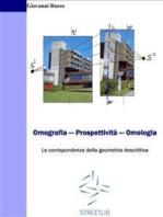 Omografia Prospettività e Omologia