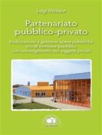 Partenariato Pubblico-Privato
