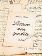 Lettere non spedite - Vol. 2