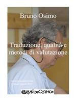 Traduzione e metodi di valutazione