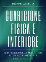 Guarigione fisica e interiore