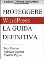 Proteggere WordPress - La Guida Definitiva