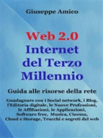 Web 2.0 Internet del Terzo Millennio