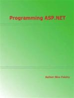 Programming ASP.NET