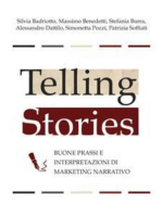 Telling stories - buone prassi e interpretazioni di marketing narrativo