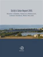 Sicily's solar report 2015