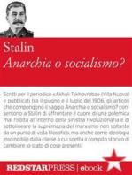 Anarchia o socialismo?