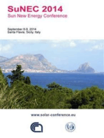 SuNEC 2014 - Book of Abstract