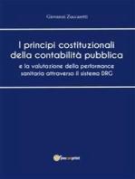 I principi costituzionali della contabilità pubblica