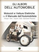 Gli albori dell'automobile - Motocicli e Vetture Elettriche