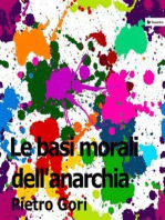 Le basi morali dell'anarchia