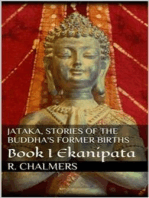 Jataka, stories of the Buddha's former births