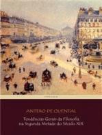 Tendências Gerais da Filosofia na Segunda Metade do Século XIX