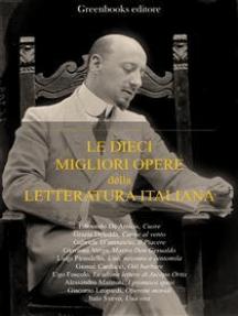 Le dieci migliori opere della letteratura italiana