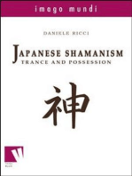 Japanese Shamanism: trance and possession: trance and possession