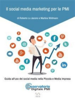 Il social media marketing per le PMI. Guida all'uso dei social media nella Piccola e Media Impresa.