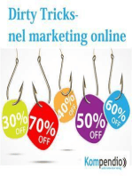 DIRTY TRICKS nel marketing online