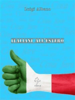 """Italiani all'estero """"Cosa fare"""""""