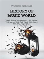 History of music world