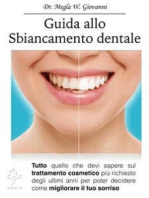 Guida allo Sbiancamento Dentale