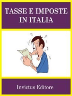 Tasse e imposte in Italia