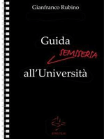Guida Semiseria all'Università