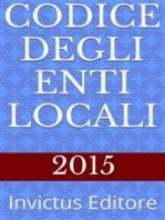 Codice degli Enti Locali