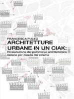 Architetture urbane in un ciak