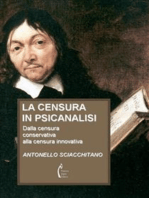 La censura in psicanalisi