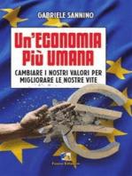 Un'economia più umana